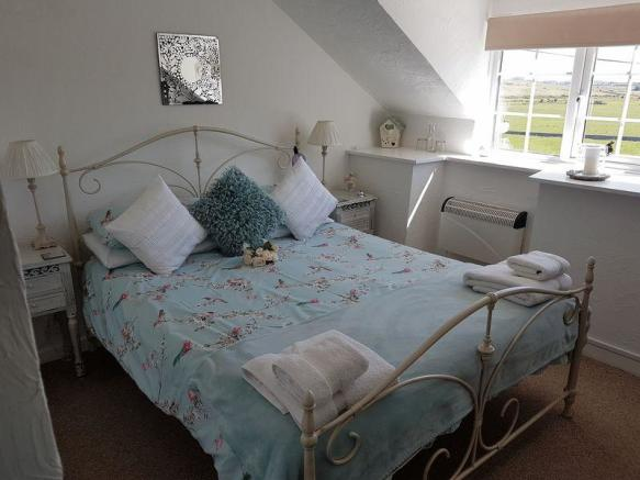 bedroom 1 cottage