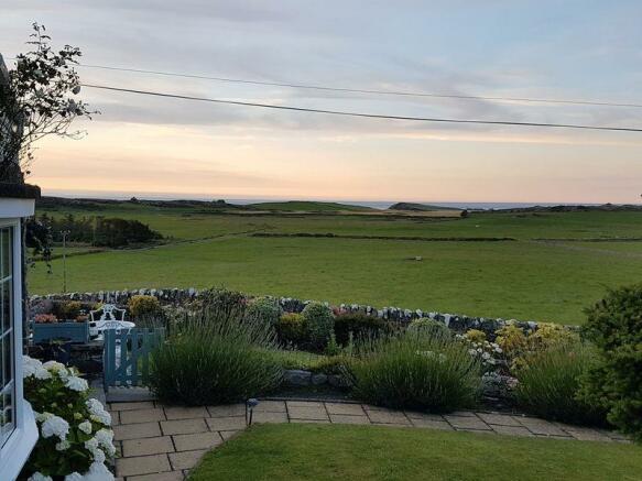 sunset view fr...