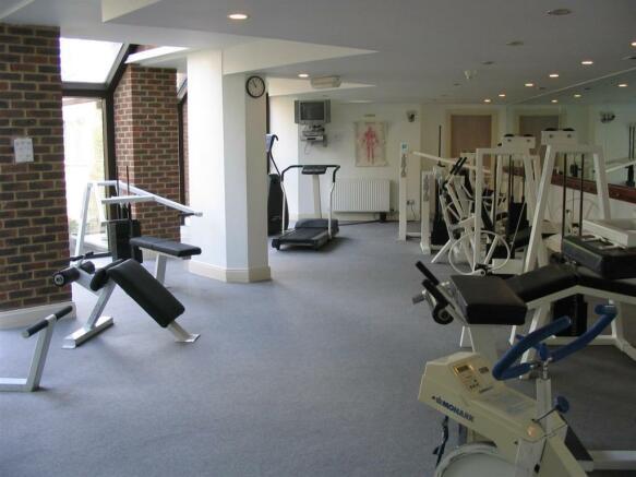 Ken West (gym).JPG