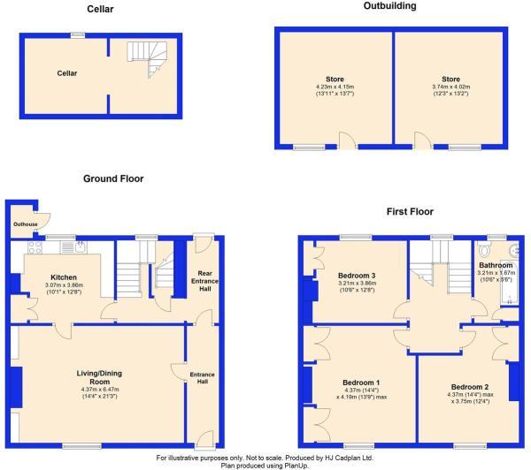 Manor Cottage , Winston, Darlington.JPG