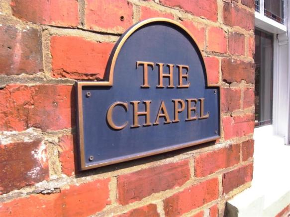 The Chapel Sign.JPG