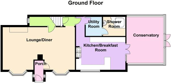 Floor Plans Ground Floor