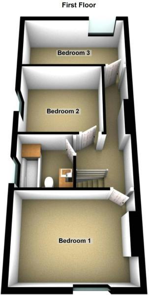 Floor Plans - First Floor