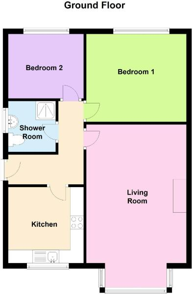 Floor Plan - Ground Floor