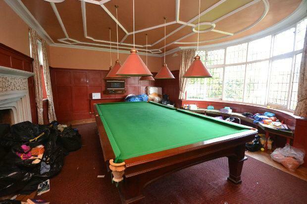 Family/Snooker Room