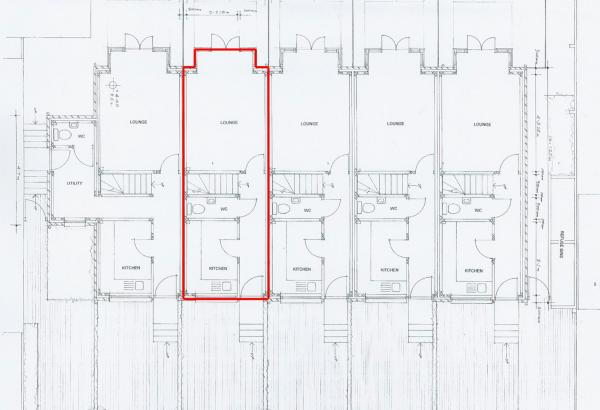 Ground Floor - Floor Plan