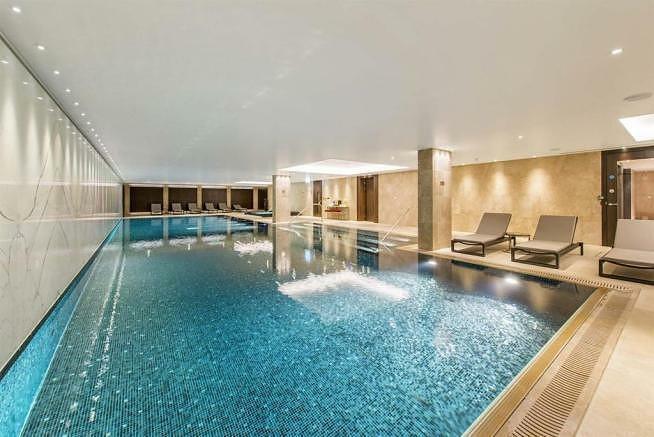 Swimming Pool Shot