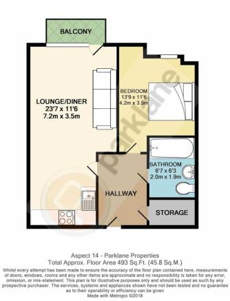 Flat 160 Aspect 14-Floor Plan.JPG