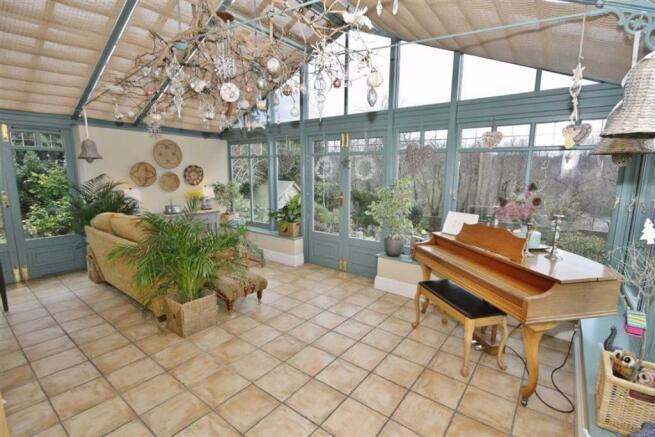 Amdega Conservatory