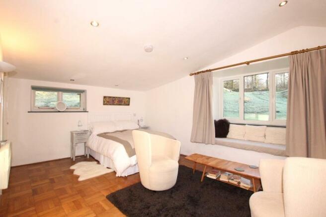 Bothy Bedroom/Lounge