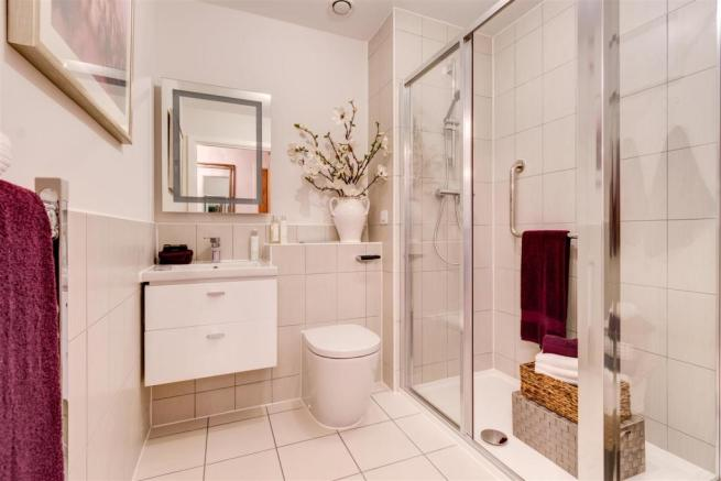 Example of a typical Shower Room