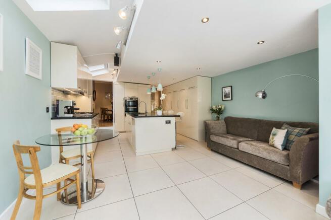 3 Bedroom Terraced House For Sale In Nutbrook Street Se15