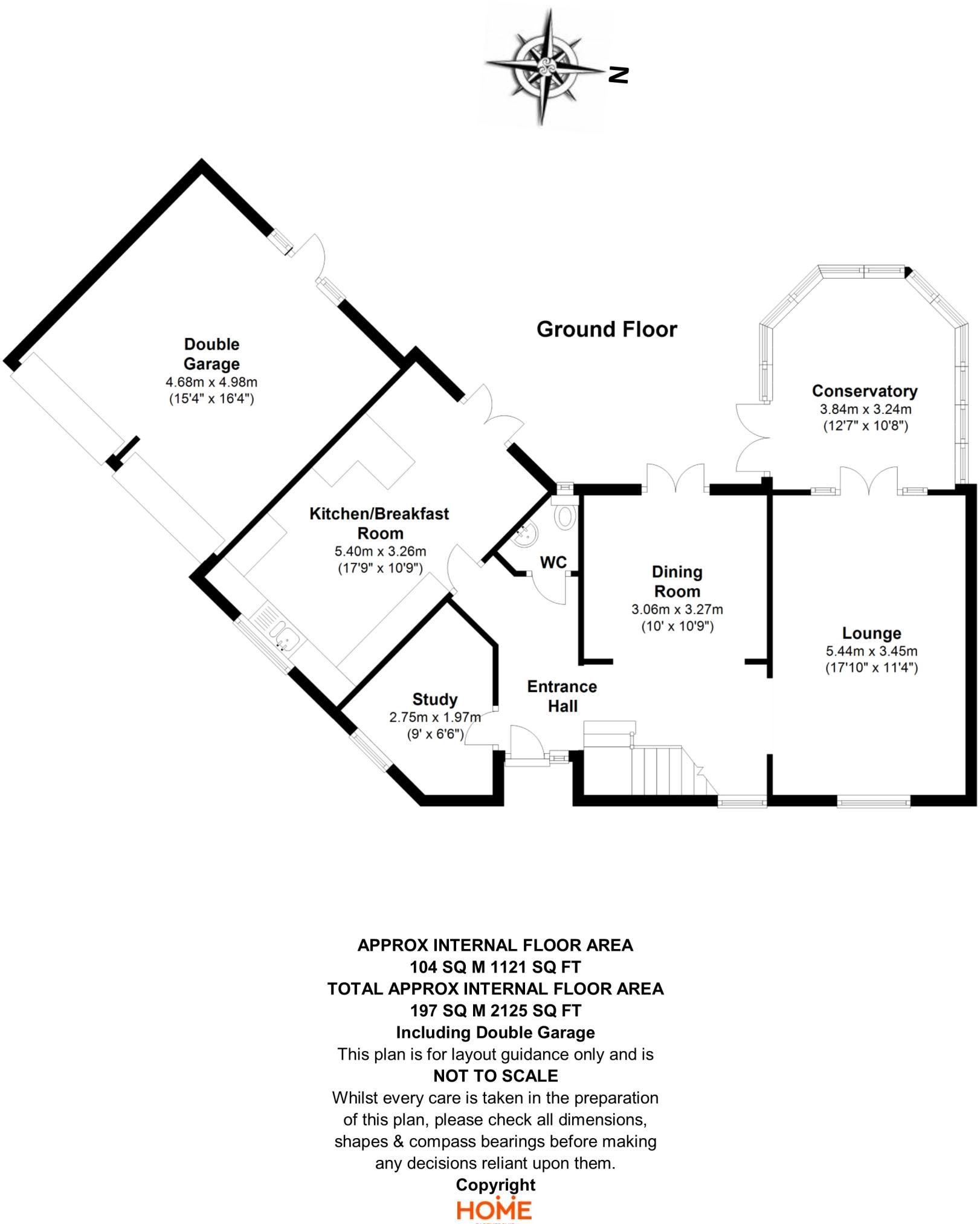 5 Bedroom Link Detached House For Sale In The Tythings Chelmsford Cm2 Diagram 1 Black Is Check 2 Double