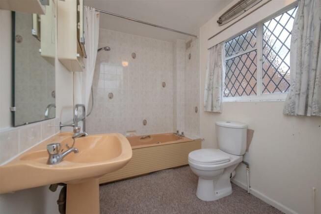 Bathroom in Flat