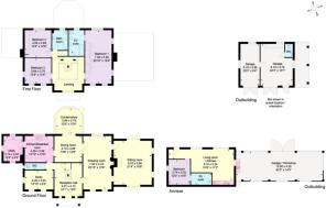 Tapster Brook House - Floorplan
