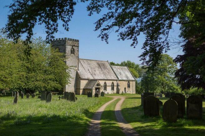 Westow church
