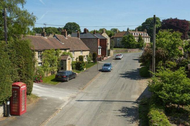 Westow village