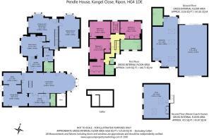Pendle House