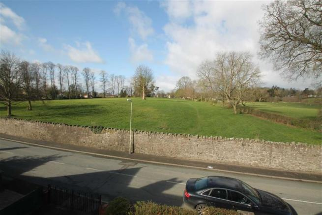 Views Over Brogyntyn Park