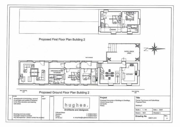 Planning floor plans