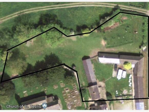 Plas Newydd Barns