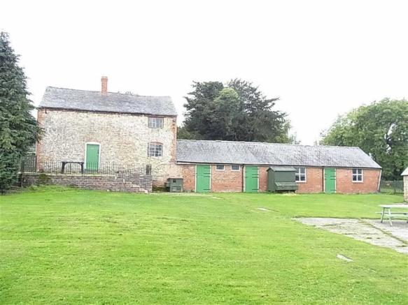 Barns to be converted