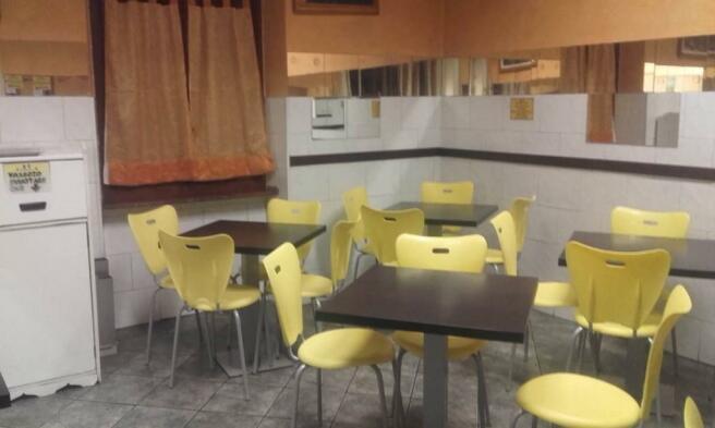 First restaurant roo
