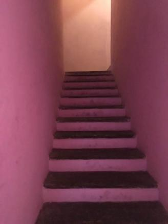 Stairs to the flat