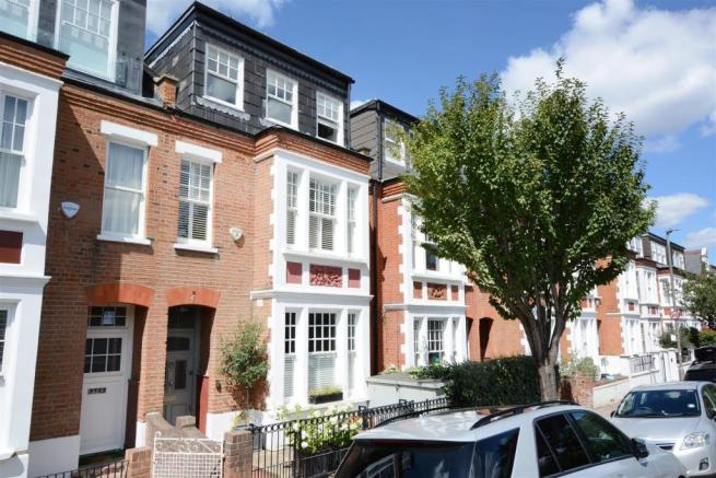 Contact Savills - Putney about 5 bedroom terraced house £1,750,000