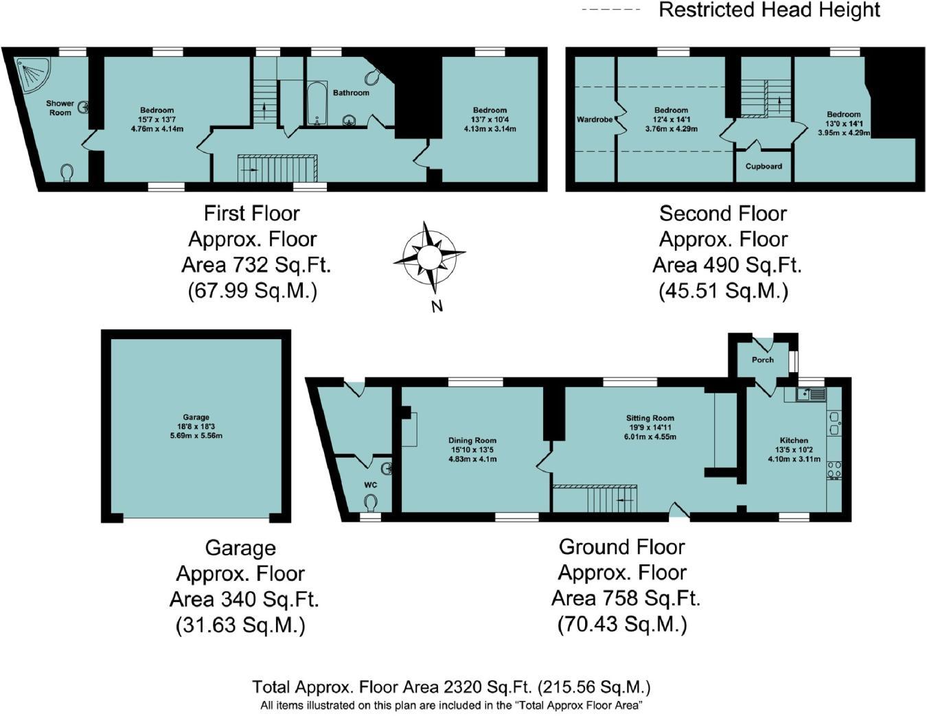 4 bedroom cottage for sale in Chapel Street, Bloxham, OX15