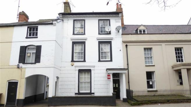 2 Bedroom Flat To Rent In West Bar OX16