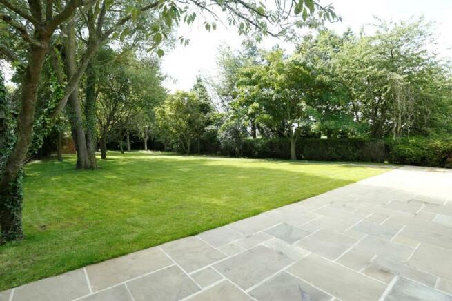 Patio / Rear Garden