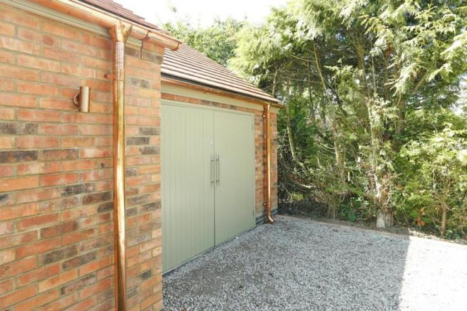 Garage from Front