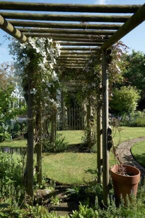 Garden - Pergola