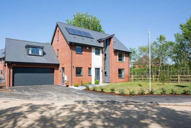 Front View - Showhome