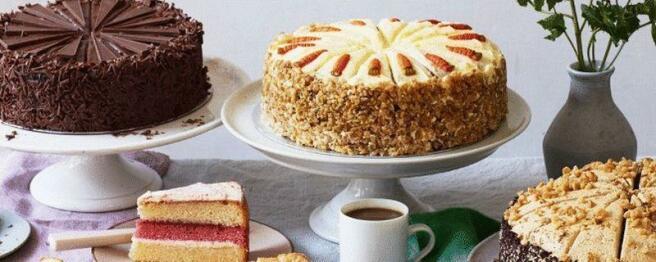 Tempting Cakes
