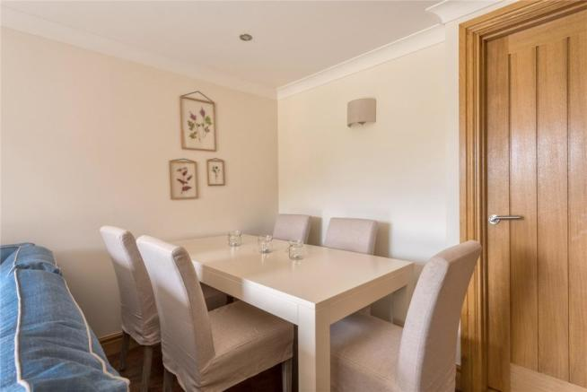 Dining Area Showhome