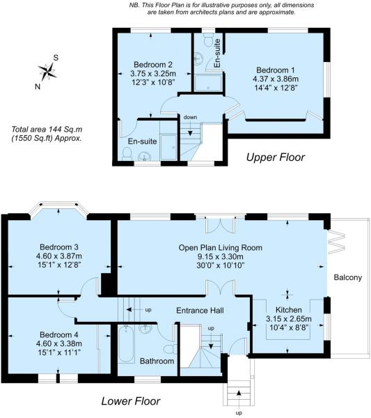 Unit 6 Floorplan