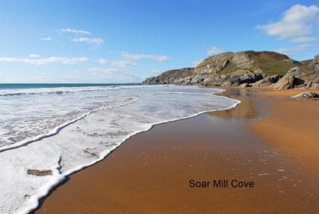 Soar Mill Cove