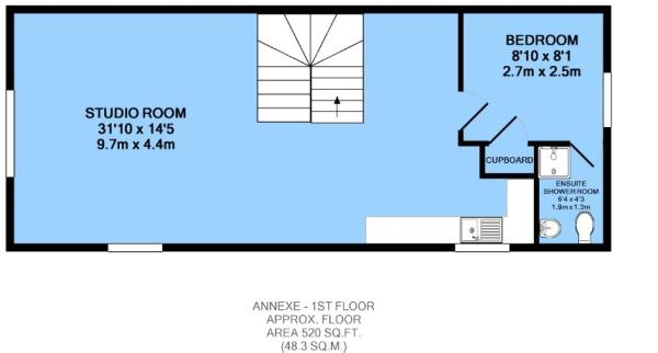 Annexe First Floor