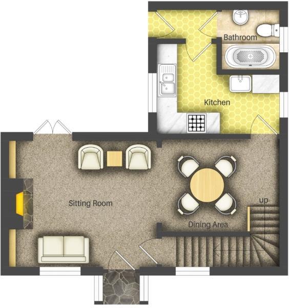Floorplan Ground Flo