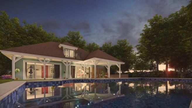 Pool House Annexe (C