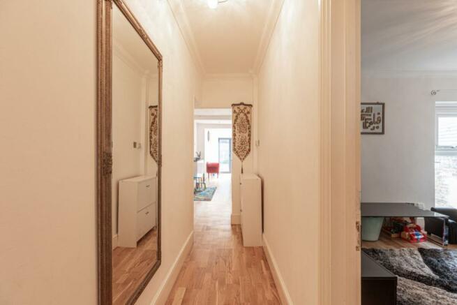 Hallway;