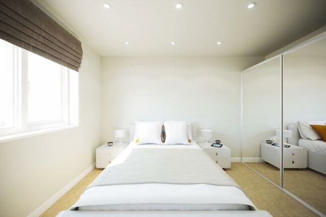 CGI - Bedroom