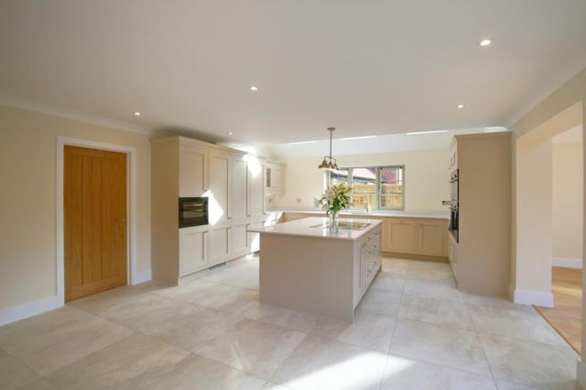 Kitchen from side