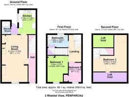 3 Rheidol View  PENPARCAU floor plan.JPG