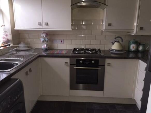 Kitchen .