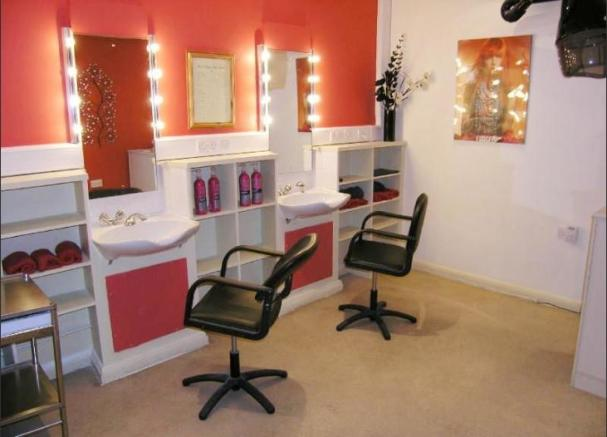 Hairdressing salon