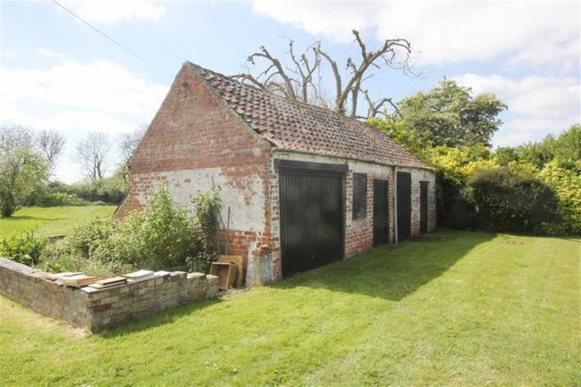 Attached Outbuilding