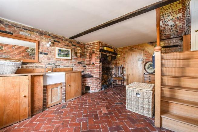 Boot/Utility Room